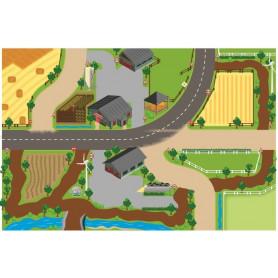 Kids Globe Playmat - Farm