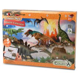 Collecta 84177 Dinosaurier Adventskalender