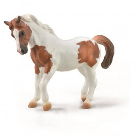 Collecta 88929 Chincoteague Pony - Chestnut Pinto