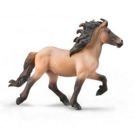 Collecta 88932 Icelandic Stallion Light Brown