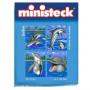 Ministeck 41155 dolfijnen 4 in 1 3100dlg