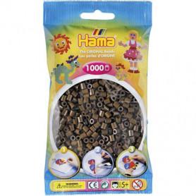Hama strijkkralen 12 Choco