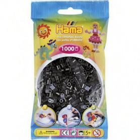 Hama strijkkralen 18 Zwart