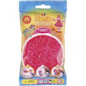 Hama strijkkralen 32 Fuchsia