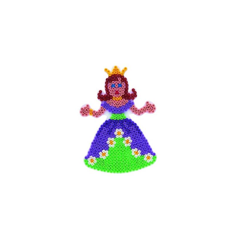 Grondplaat Hama princes
