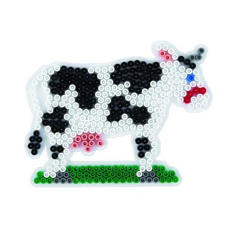 Grondplaat Hama koe