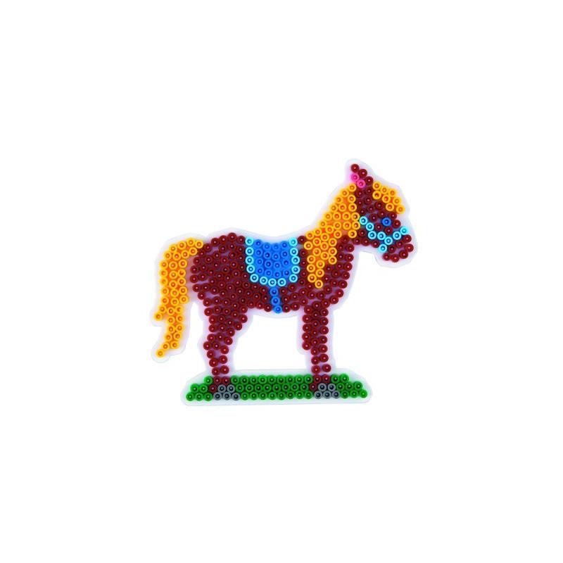 Grondplaat Hama paard