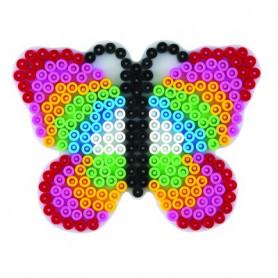 Grondplaat Hama  vlinder