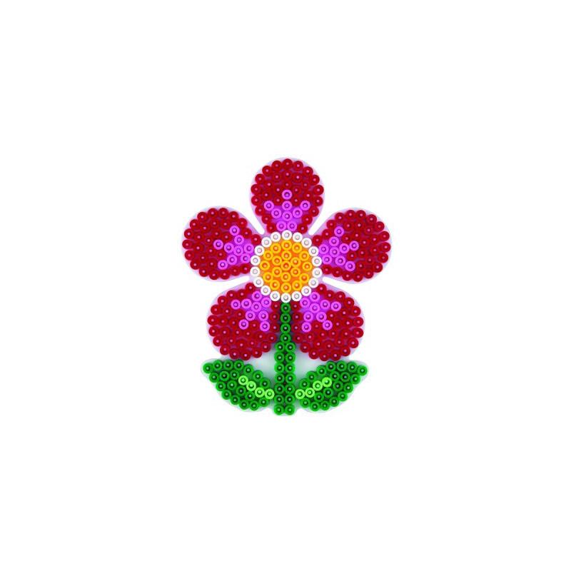 Grondplaat Hama bloem