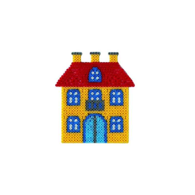 Grondplaat Hama huis