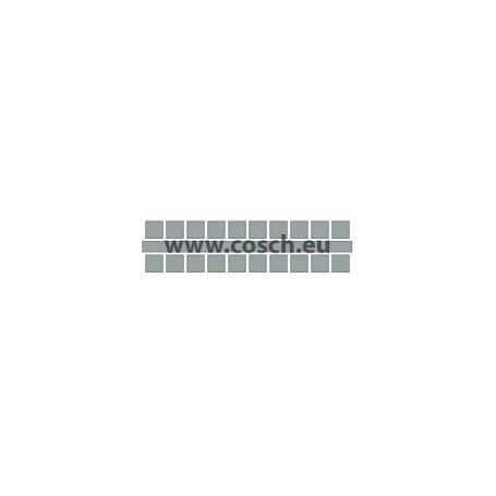 Ministeck kleur 14 grijs, 1st. puntjes