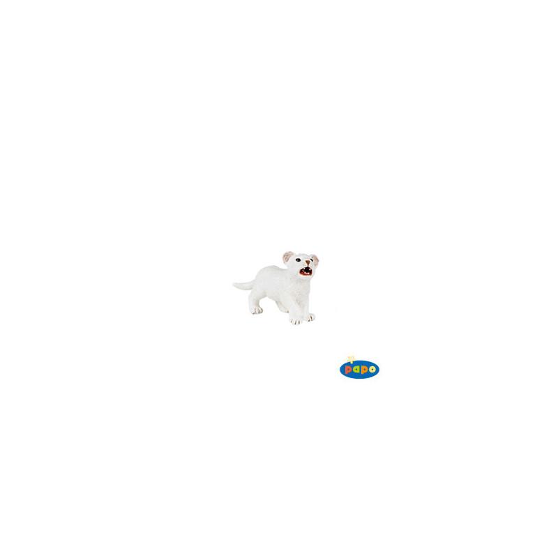 Papo 50076 Lionceau blanc