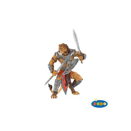 Papo 38945 Lion man