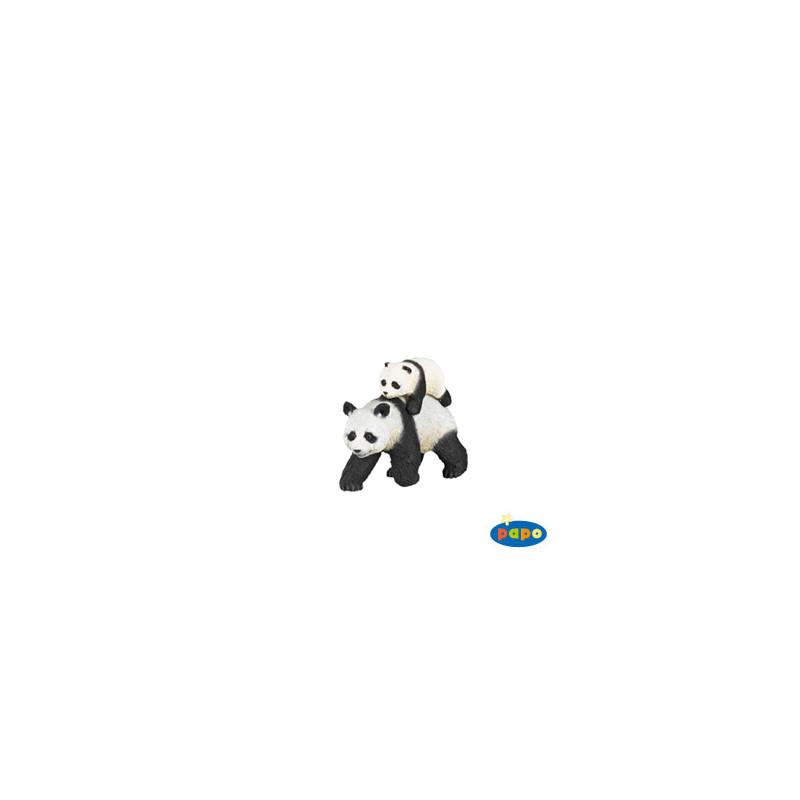 Papo 50071 Panda met jong