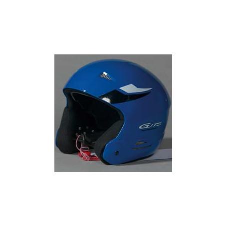 Skihelm blauw S