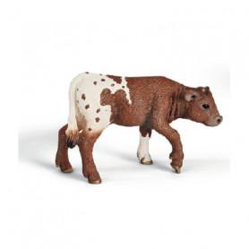Schleich 13684 Texas Longhorn calf