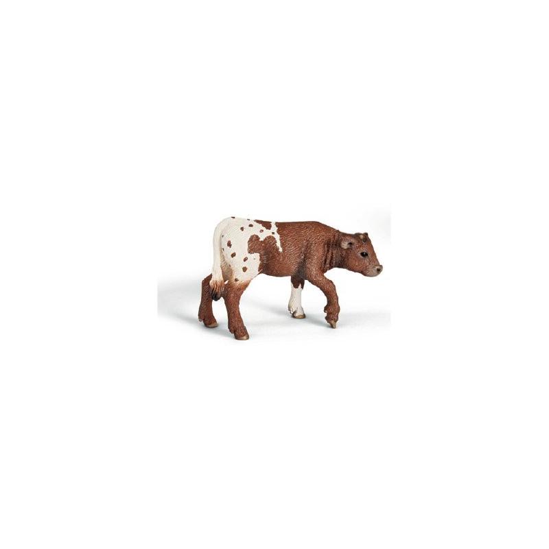 Schleich 13684 Veau Texas Longhorn