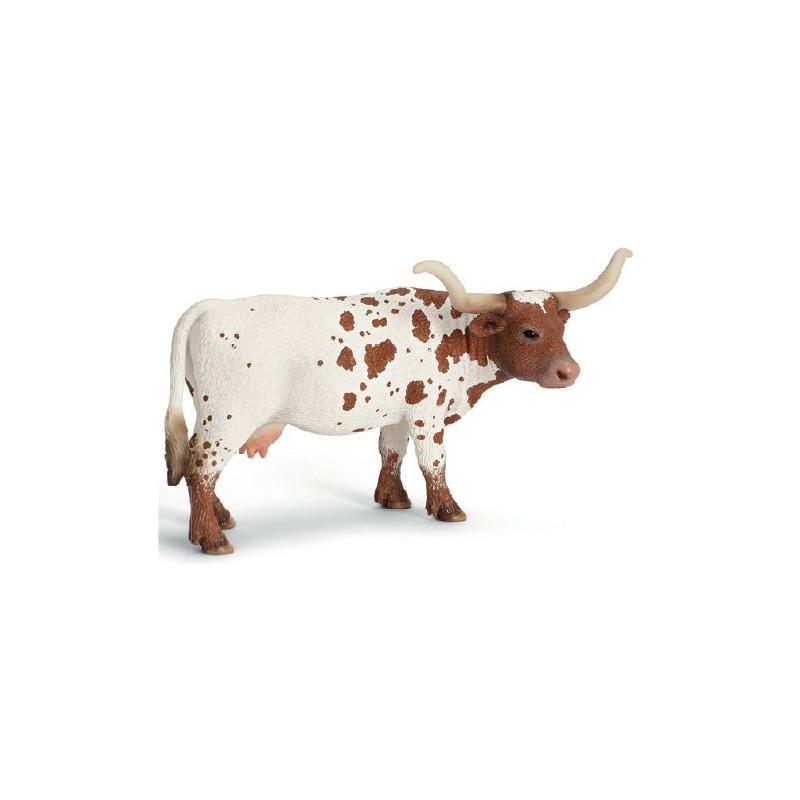 Schleich 13685 Texas langhoorn koe