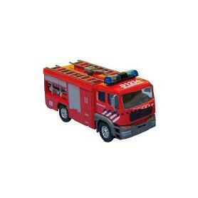 Brandweer tankauto