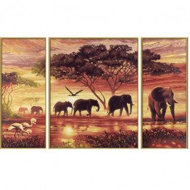 De olifanten Karavaan
