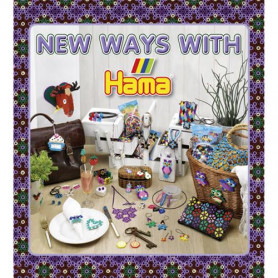 Hama boekje 15 New Ways with Hama
