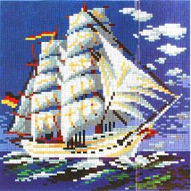 Stickit 41132 Zeilboot