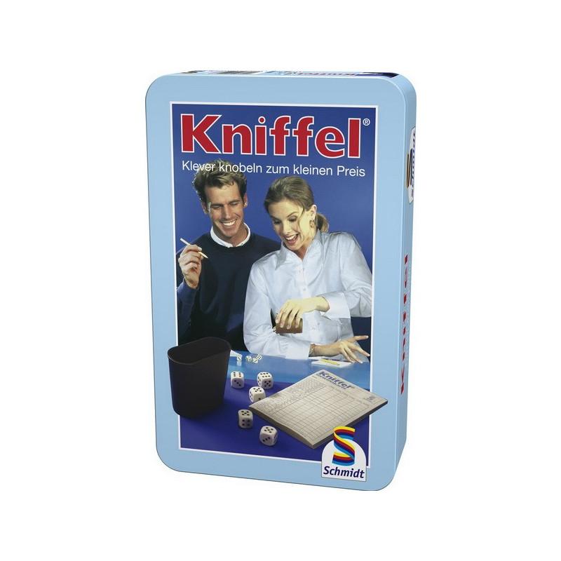Spel Kniffel (Yahtzee)