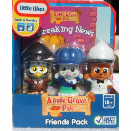 Little Tikes Apple Grove pals Friends pack 1