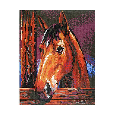 Stickit 41220 Paard in stal