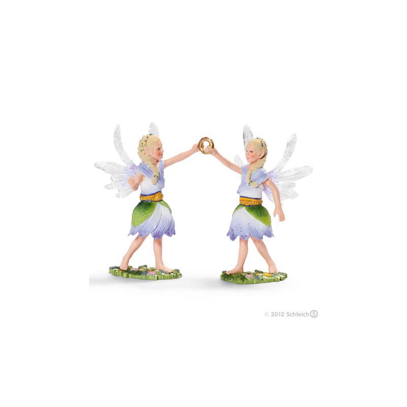 Schleich 70458 Jumeaux des anémones