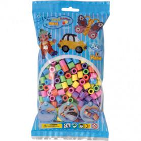 Hama maxi strijkkralen mix 500 pastel