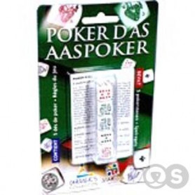 Aaspoker 5 pokerstenen