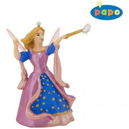 Papo 39060 Blue/pink fairy