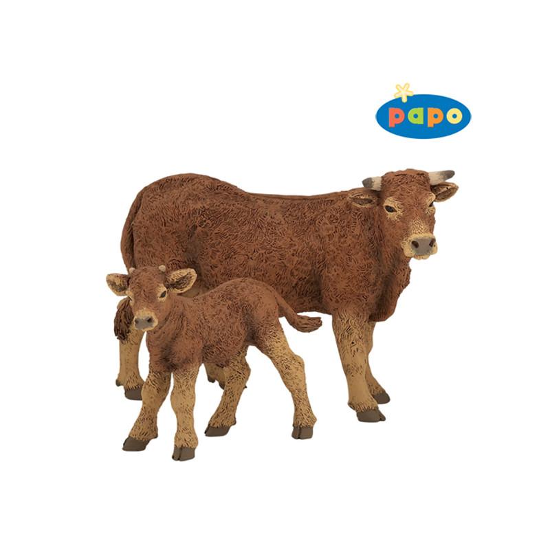Papo 51132 Limousin kalf