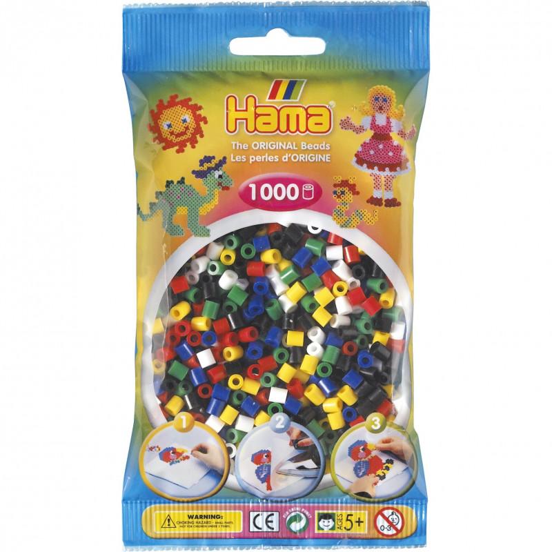 Hama strijkkralen 66 primaire kleuren