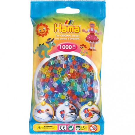 Hama strijkkralen 54 Glitter