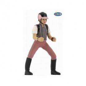 Papo 52007 Jeune cavalière fashion