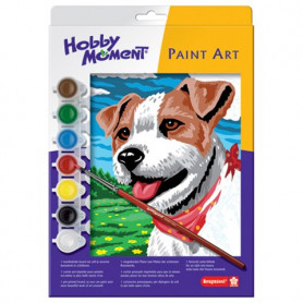 Paint Art Hond