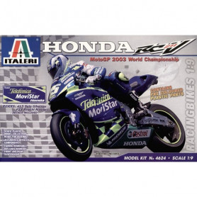 HONDA RC211V MOTOGP 2003 WORLD CHAMPION