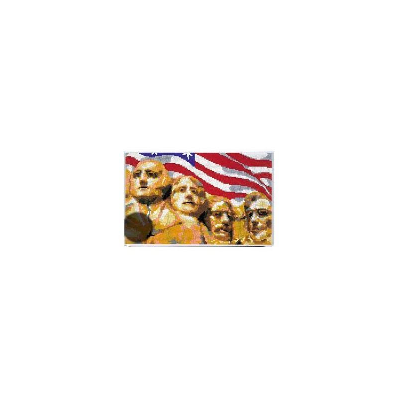 Stickit 41181 Mount Rushmore