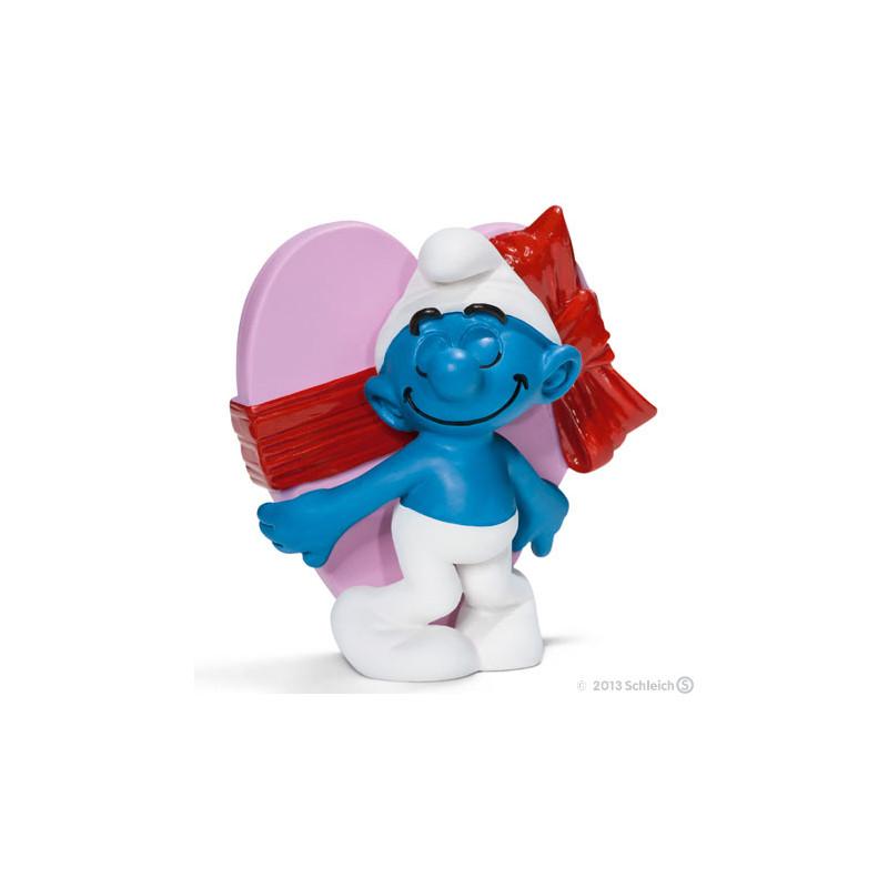 Schleich 20747 Valentijnsdag Smurf