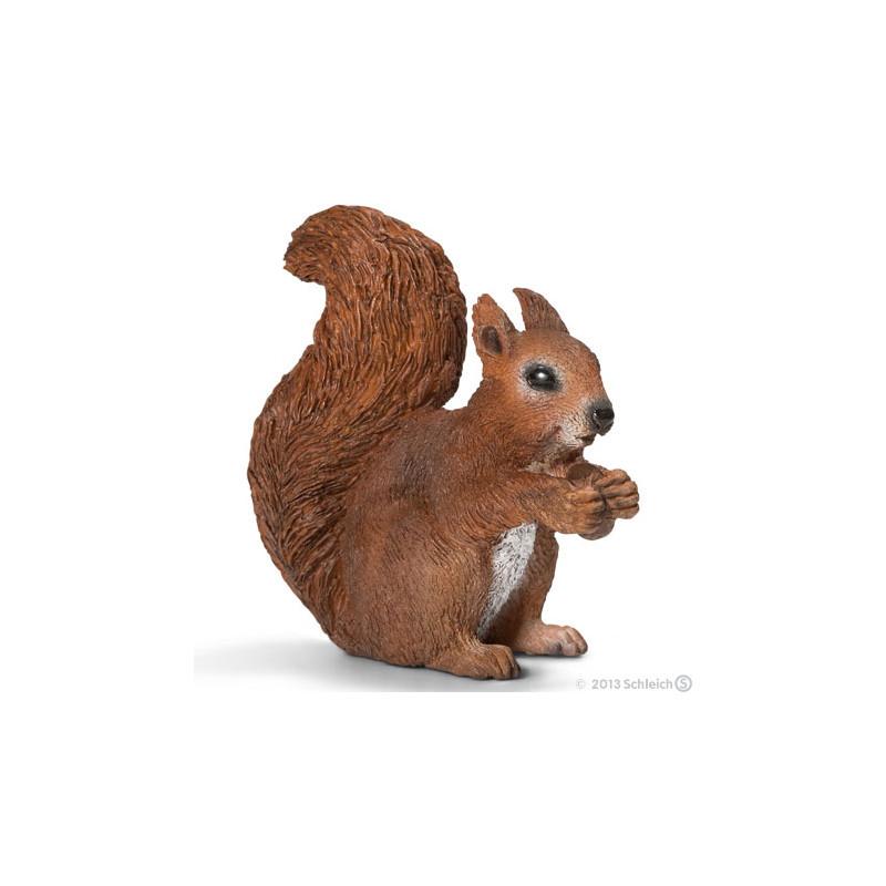 Schleich 14684 Knabbelend eekhoorntje
