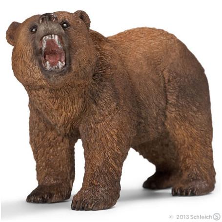 Schleich 14685 Grizzly bear