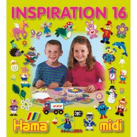 Hama boekje 16