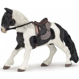 Papo 51117 Pony with saddle