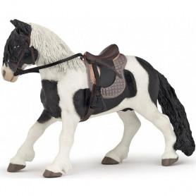 Papo 51117 Pony met zadel