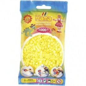 Hama strijkkralen 43 Geel Pastel