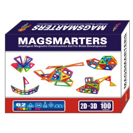 Magformers/Magsmarters 62