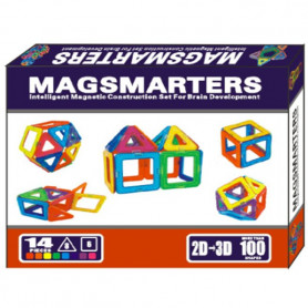 Magformers/Magsmarters 14