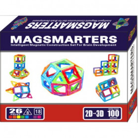 Magformers/Magsmarters 26